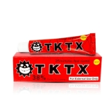 38% Red TKTX Tattoo Cream 10g