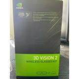 NVIDIA 3D Vision 2 Active 3D Glasses + IR Emitter Kit, VESA 3-pin Cable. Brand new.