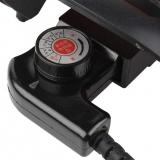 UK Plug 220V Anti-Scalding Firm Energy-Saving Scratch-Resistant Shabu Hot Pot, Electric Skillet, for Hot Pot Firing Steak