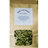 Bella Vista Organic Olive Leaf Tea - 8 oz. (1/2 lb.)
