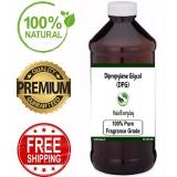 DPG Dipropylene Glycol - Fragrance Grade 100% PURE - 32 oz. Plastic Bottle