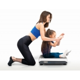 Hypervibe G10 MINI V2 -  Reduces Body Fat, Strengthen Muscles, Joints & Bones -  Bluetooth Mobile App