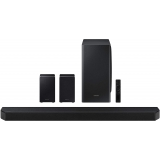 SAMSUNG HW-Q950T 9.1.4ch Soundbar with Dolby Atmos/ DTS:X - Black - 220v - UAE - UK