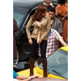 Captain America: Civil War Scarlett Johansson Jacket